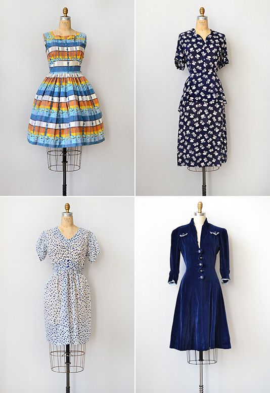 1000  images about Vintage Clothes ♥ ♥ ♥ on Pinterest | Vintage ...