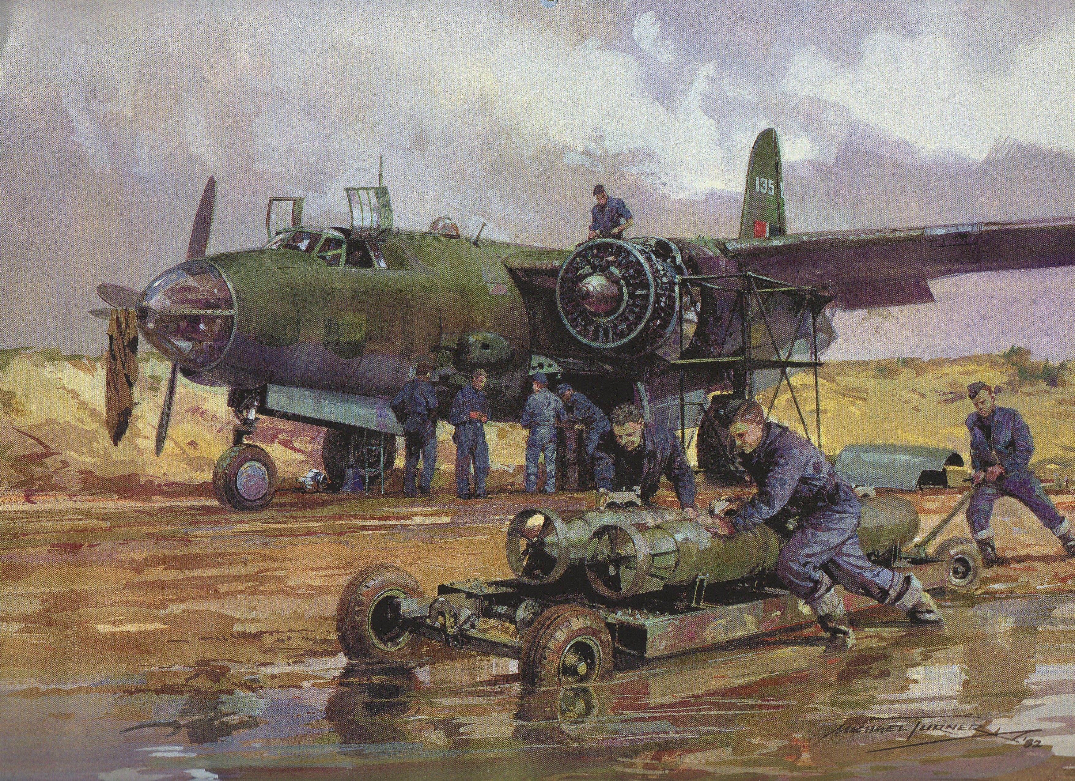 Pin em WWII