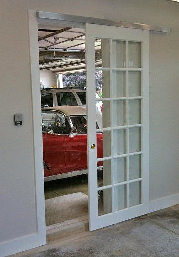Single Pocket Doors Glass single wall mount doorsteve johnson, johnson hardware used
