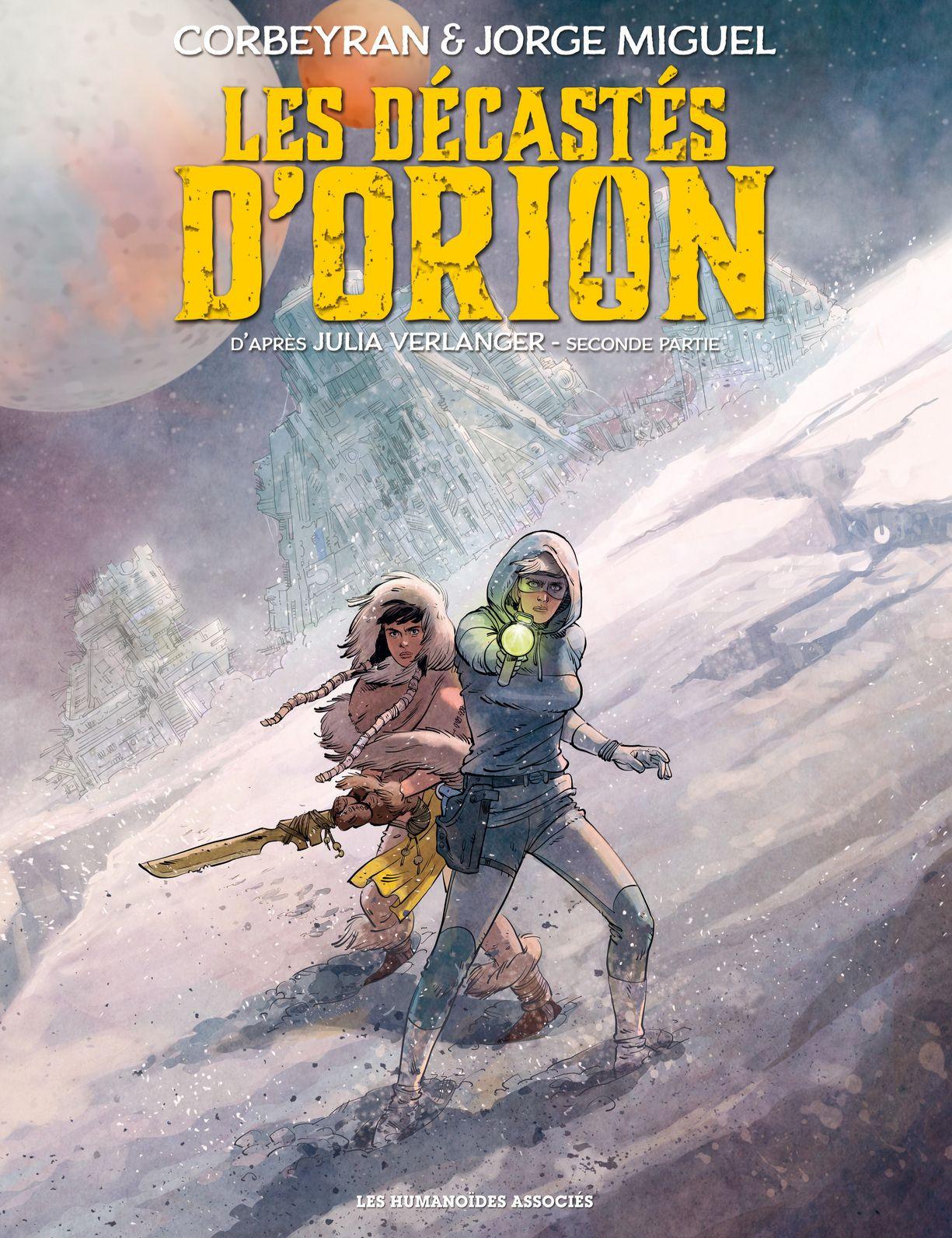 Les Décastés d'Orion T2 à lire en ligne Livres en