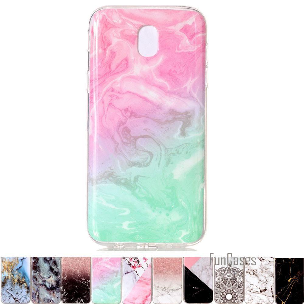 Silicone Case For Samsung Galaxy J3 2017 Retro Marble Pattern Design Texture Us 2 59 Samsung J3 Phone Cases Phone Cases Samsung Galaxy Android Phone Cases