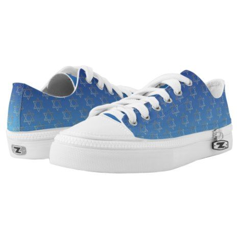Star of David Sneakers | Zazzle.com