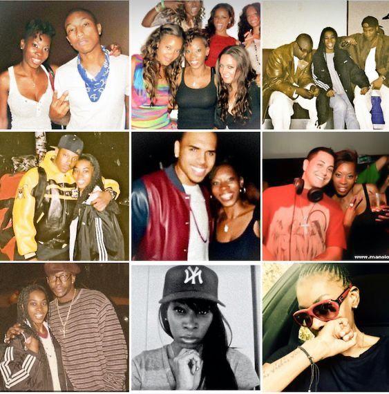 My life!   #pharrell #angelaSimmons #jadakiss #stylesP #mase #chrisBrown #djSkribble #bobbyBrown #rozOonTheGo #CreativeRozO #WhoIsRozO #RozO #myLife #music #travel #career #blogging #creative #CreativeChickRozO