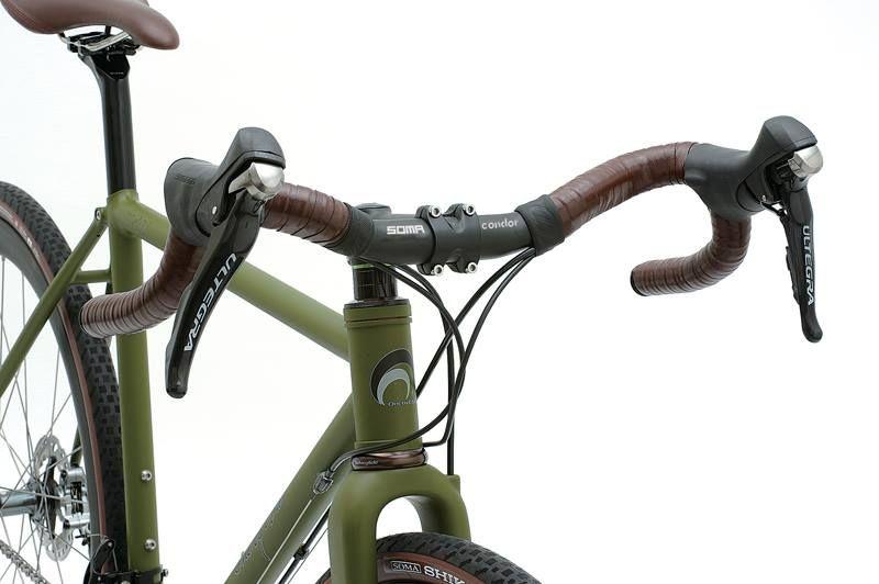 Soma Condor handlebar | Bicycle Building | Pinterest