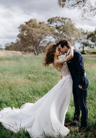 Imagem 32 - Um casamento moderno da adega: Elyce + James em casamentos reais.