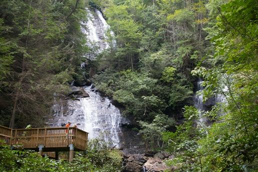 Anna Ruby Falls Helen Ga Here Is A Very Inexpensive