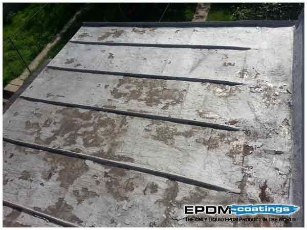 EPDM Coatings - Liquid EPDM Rubber Roof Coatings For Roof Leaks