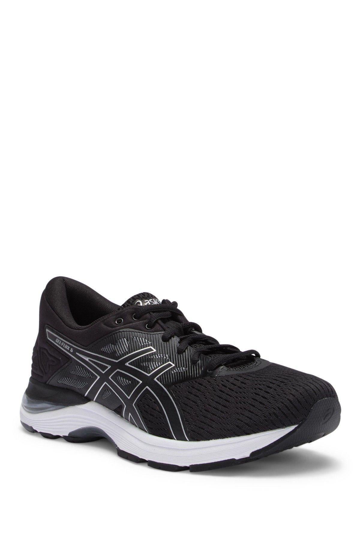 Asics Gel Flux 5 Running Sneaker Asics Shoes Running Sneakers Asics Gel Sneakers