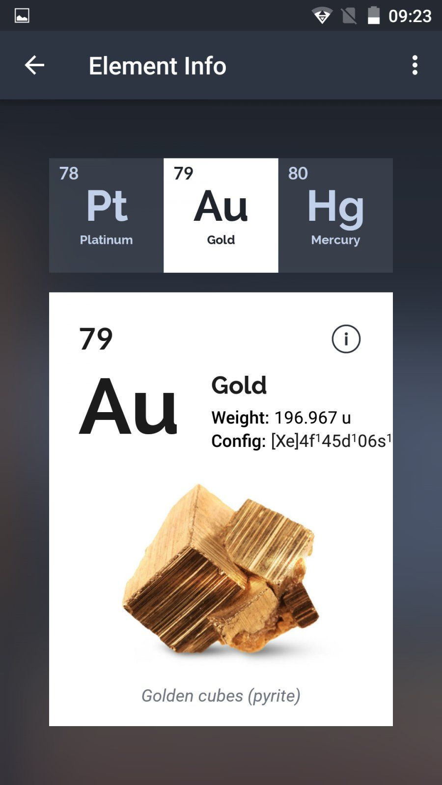 Requirements 23 overview isotope periodic table application isotope periodic table apk for android urtaz Image collections