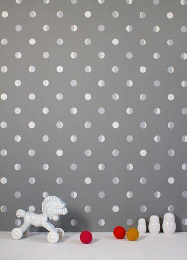 Papier peint design et poétique pour une chambre d\'enfant ...