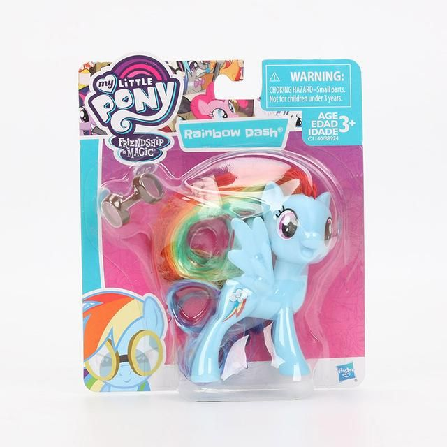 My Little Pony Collectible Friendship Is Magic Rainbow Dash