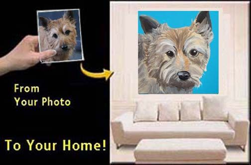 Norwich Terrier Forever In The Home Get Your Own Today For Starting At Just 60 See Http Shop Lilangelpetb Custom Pet Portraits Pet Portraits Pet Boutique