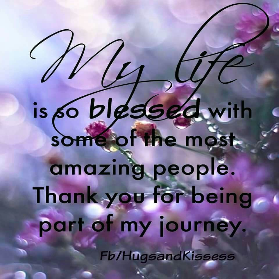 Blessed Grateful Quotes Thank You Quotes For Support Thank You Quotes For Friends