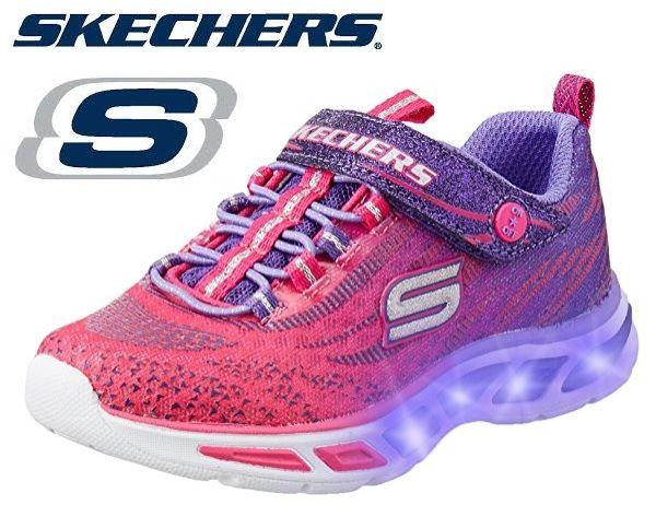 39f2ca0ae Zapatillas Skechers S Lights: Litebeams con luces para niñas por 27.34  euros.