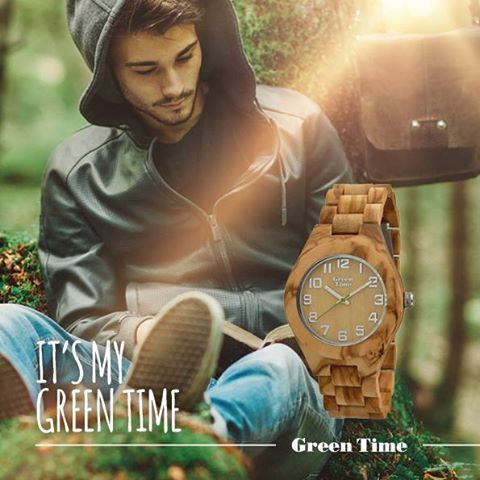 Prenditi il tuo tempo.   #GreenTime #MyGreenTime