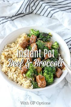 Instant pot beef and broccoli is delicious tender beef in a sweet and salty sauce flavored with a hint of orange. Top this beef and broccoli recipe over rice or cauliflower rice for a veggie packed healthy meal. #ablossominglife #instantpot #beefandbroccoli  Instant pot beef and broccoli is delicious tender beef in a sweet and salty sauce flavored with a hint of orange. Top this beef and broccoli recipe over rice or cauliflower rice for a veggie packed healthy meal. #ablossominglife #instantpot #beefandbroccoli