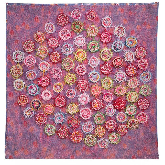 Eileen Hoffman Wire Tapestries