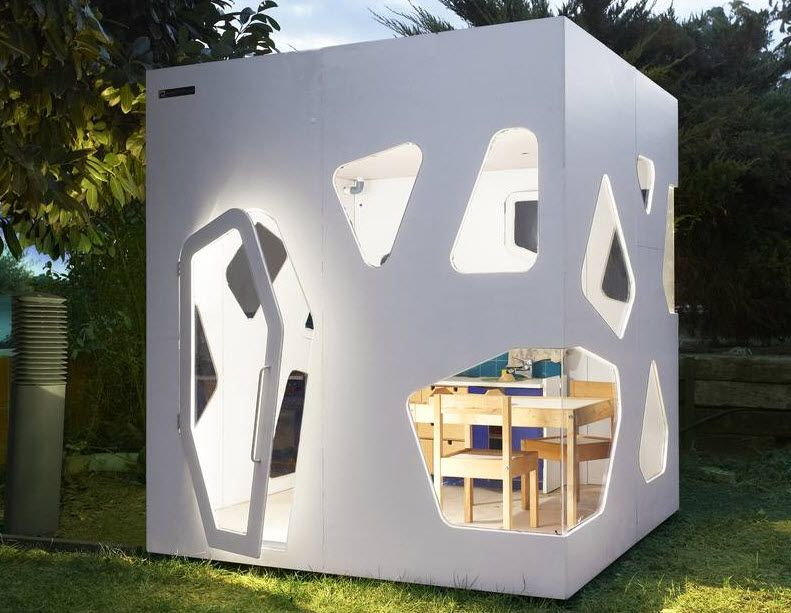 Dise os de casas para ni os especial para construir uno for Diseno de jardines para el hogar
