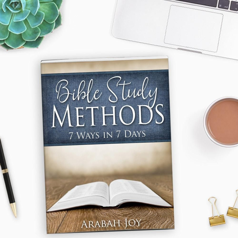 Bible Study Methods: 7 Ways In 7 Days Course (7 VIDEO