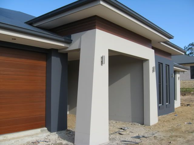 Cement rendered house colours google search 2 - Painting exterior walls rendered ...