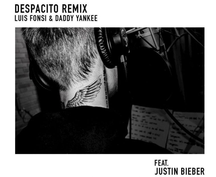 Luis Fonsi Daddy Yankee Justin Bieber S Despacito Posts Big