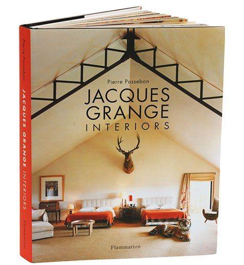 Jaques Grange Interiors by Pierre Passebon