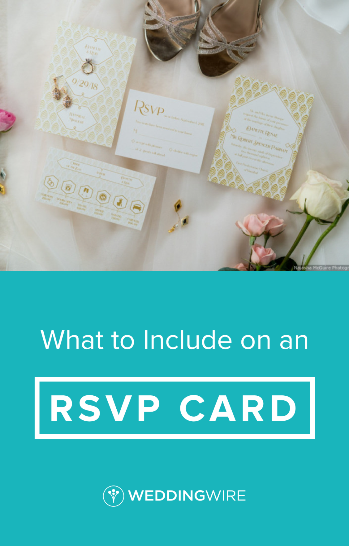 What to Include on an RSVP Card From the deadline to