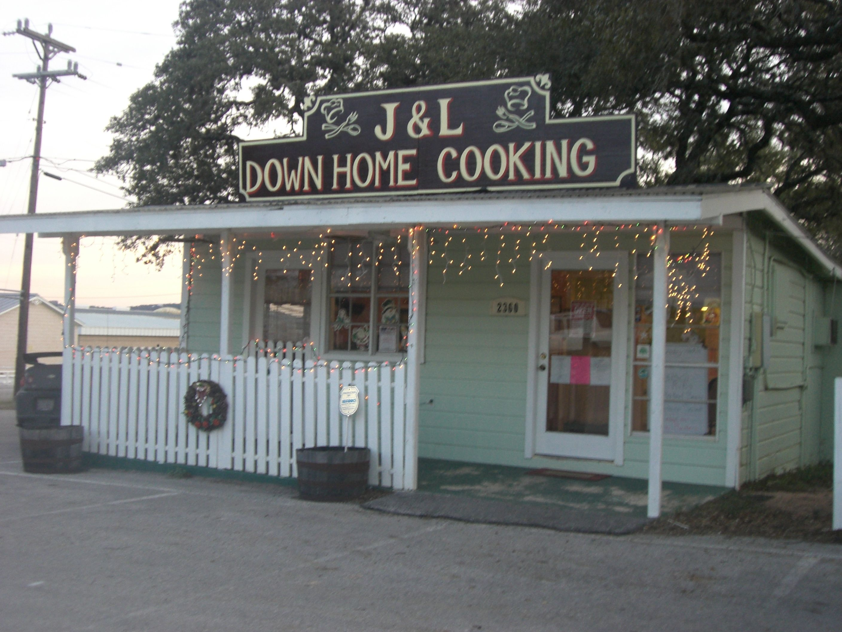 Great Little Restaurant In Downtown Bulverde Texas My Home In
