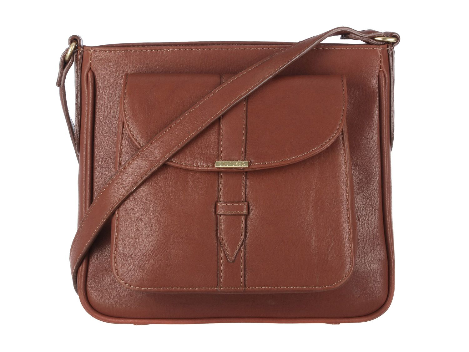 Cultured 'Carli' Nut Small Cross-Body Bag   Pure Luxuries