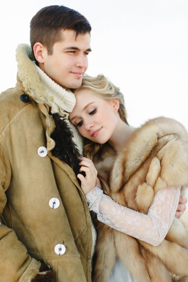 cozy winter wedding outfits