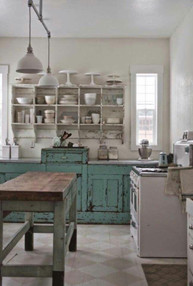 Arredamento Cucina Shabby Chic Moderno. Top Awesome Sempre Possibile ...