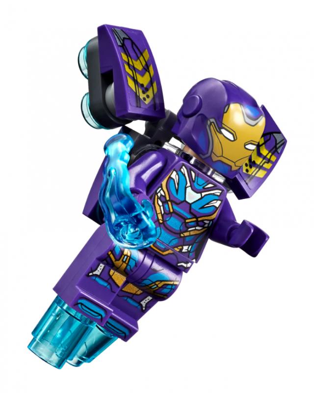 Thanos helmet mini figures superhero comics building fantastic marvel dolls