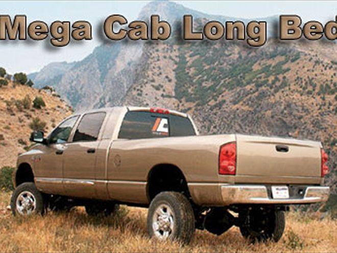 Dodge Ram Mega Cab Long Bed Diesel Tech Trucks New And Vintage