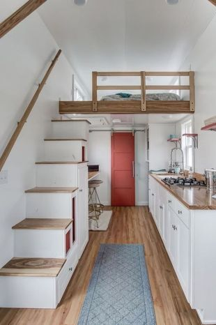 also awesome tiny house interior ideas houses interiors and rh pinterest