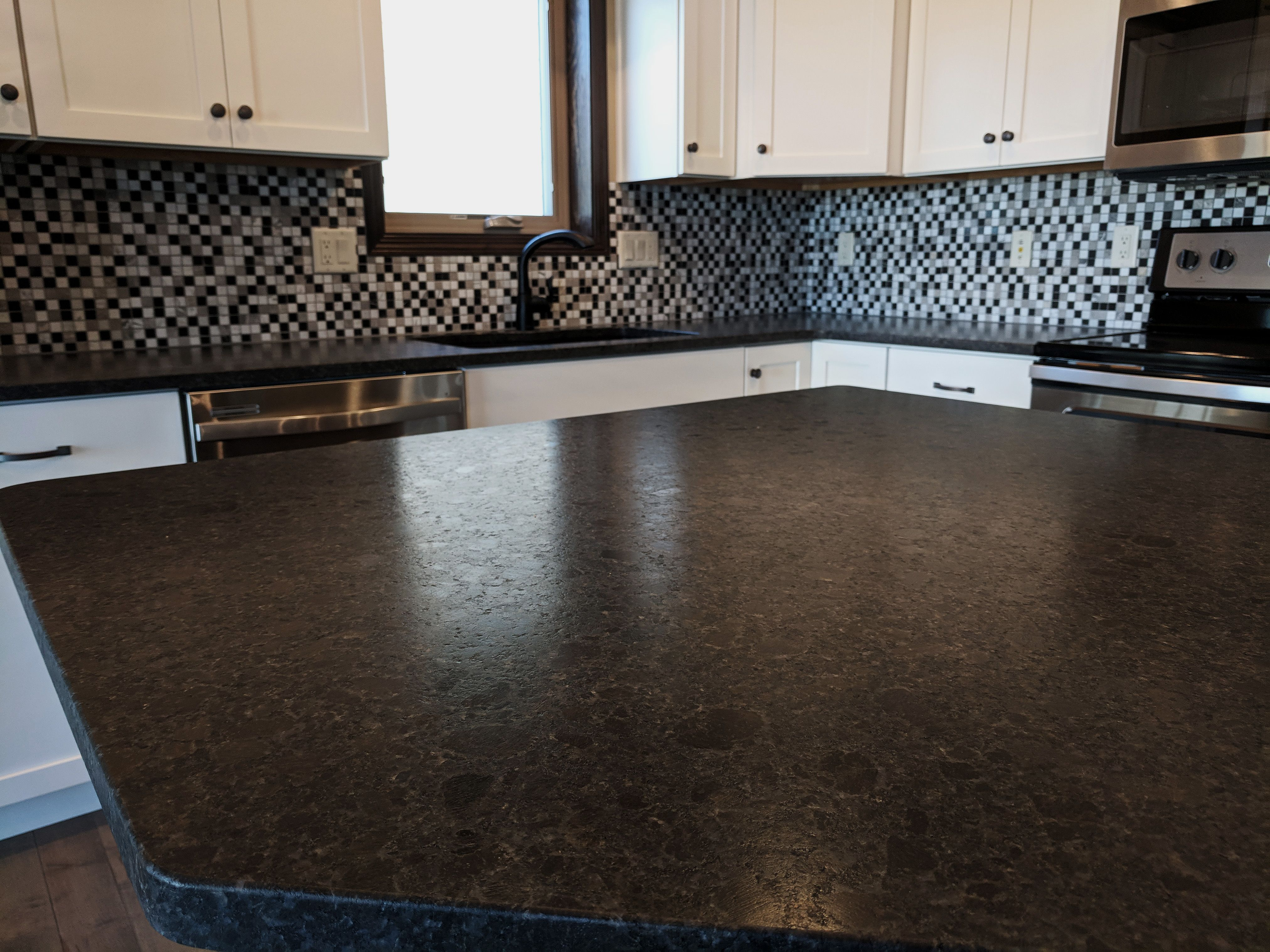 Coffee Brown Leathered Granite Countertops From India Bathroom Countertops Granite Bathroom Countertops Brown Granite Countertops