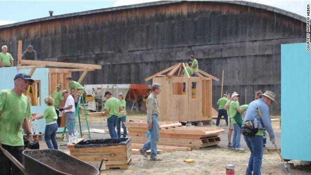 The Cnn 10 Better By Design Mud House Village Homeless