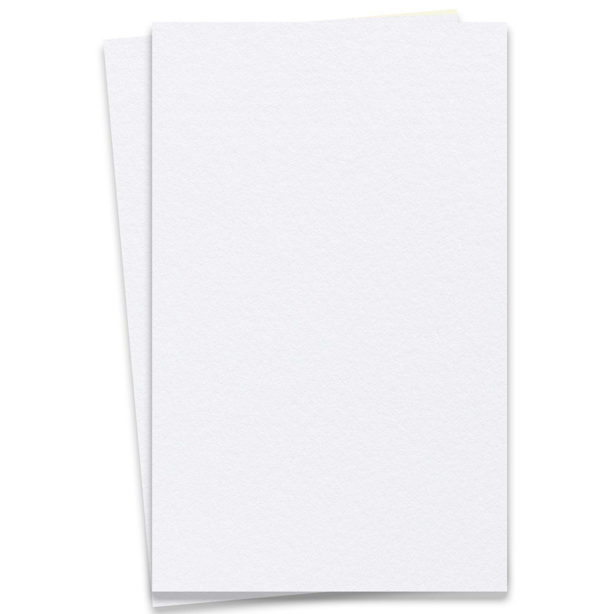 Lettra Cotton Fluorescent White 11x17 Ledger Size Paper 110lb Cover 297gsm 100 Pk Paper 11x17 Metallic Paper