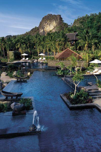 Four Seasons Langkawi Malaysia Strandhotel Feriensiedlung Und