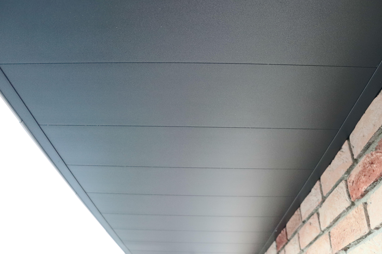 Verkleidungsprofile Von Dekodeck In 150 Verschiedenen Dekoren Auf Www Bauzuschnitt De Erhaltlich Dachuberstand Fassadenprofile Fassade