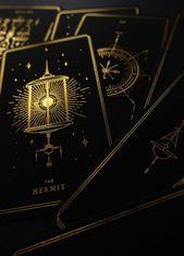 Soul Cards Tarot  Black Soul Cards Tarot  Black