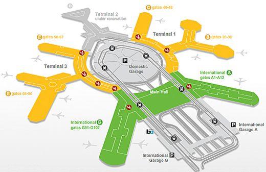 Green Design Takes Flight At San Francisco International Airport