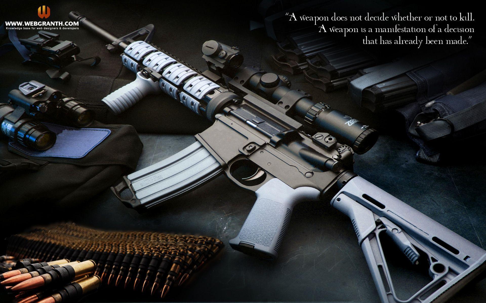 Free Guns Wallpaper 39 Full HD Guns Pics In HD 32HP