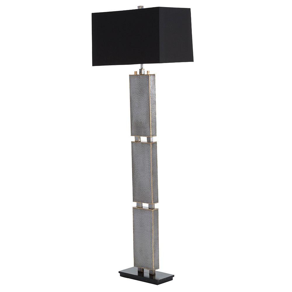 Arteriors | Search | Floor lamp black shade, Tall floor ...