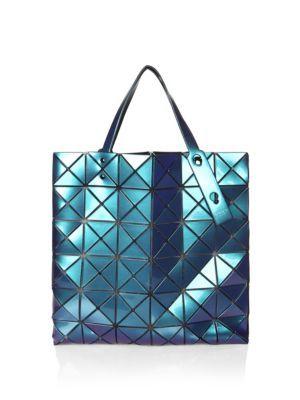 3883b0250f5 BAO BAO ISSEY MIYAKE Lucent Metallic Tote.  baobaoisseymiyake  bags  hand  bags  polyester  nylon  tote  metallic