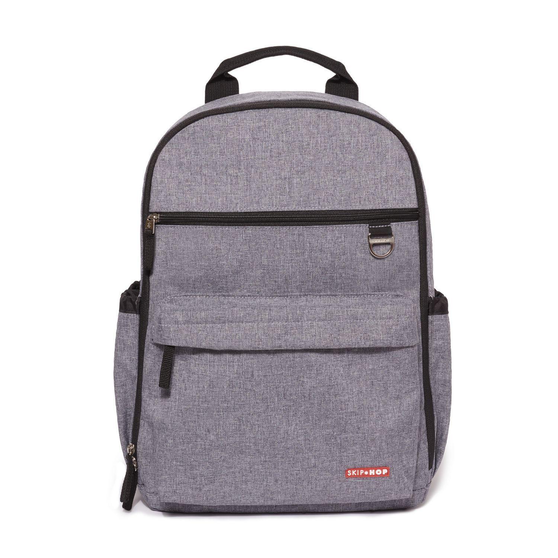 78ad2b9154f Skip Hop Duo Diaper Backpacks | All Things Baby | Diaper backpack, Diaper  bag backpack, Nappy backpack