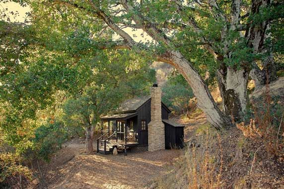 Off Grid Cabin California