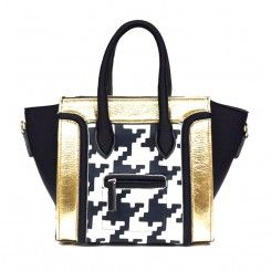 Via mail bag nella versione oro/pied de pole #doricocalzature #viamailbag #bag #neoprene www.doricocalzature