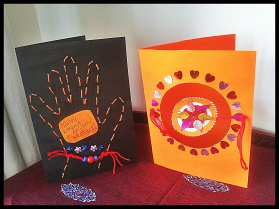 Pin By Surf Excel India On Art Craft Ideas For Kids Raksha