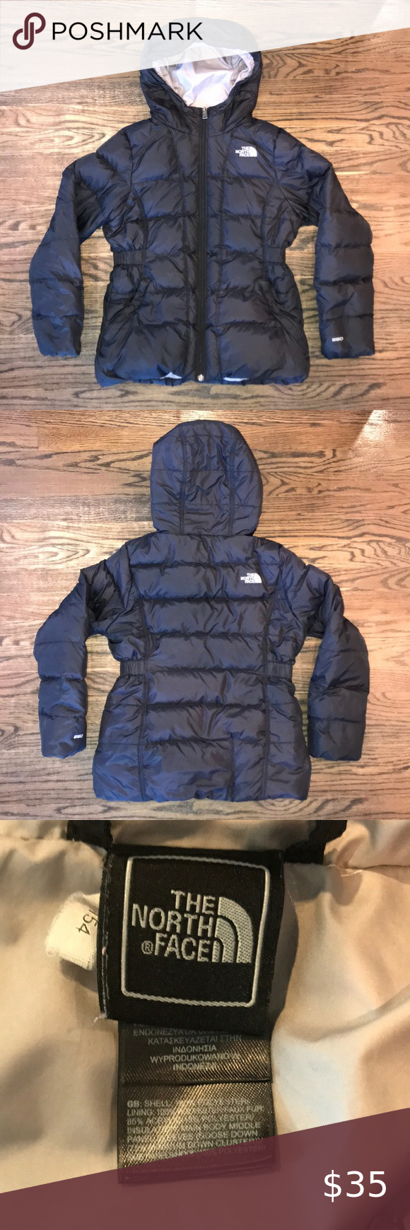 Girls The North Face Jacket In 2020 North Face Jacket Jackets Clothes Design [ 1740 x 580 Pixel ]