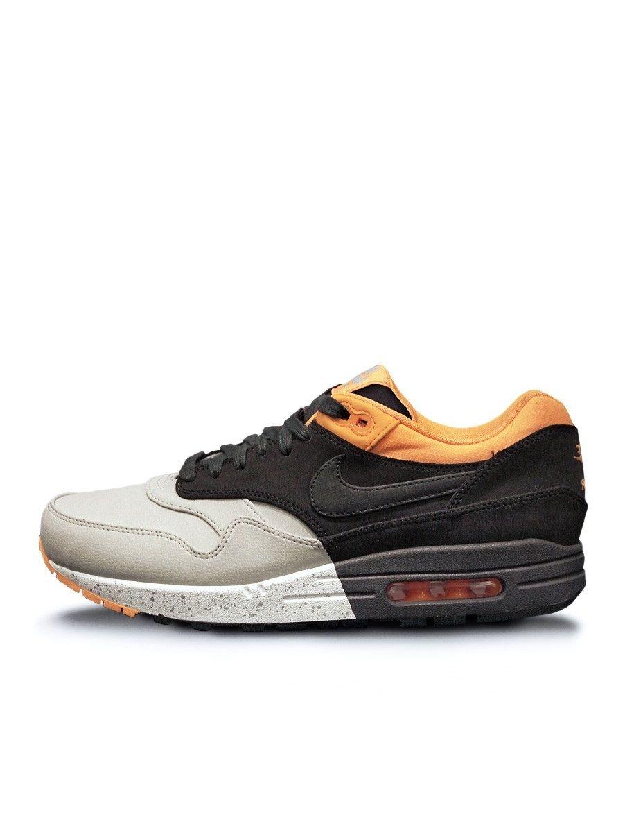 finest selection e26ba 24454 Nike Air Max 1 Premium  Pale Grey   Dark Charcoal